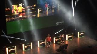 Let's Play Live Newark Funhaus WWE Intros 4/24/17