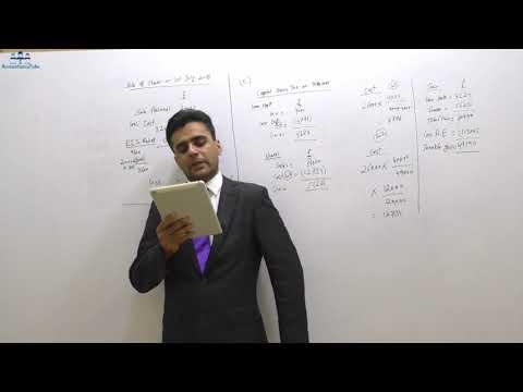 ACCA P6 UK | CGT final part | AccountancyTube.com
