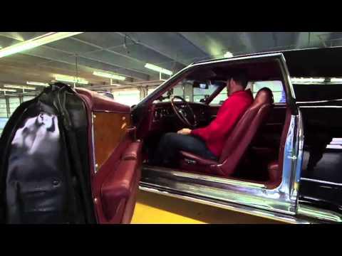 Elvis Presley's Stutz