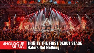 Baixar TRINITY | Haters Got Nothing [LIVE VERSION]