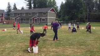 5 th grade water balloon fight