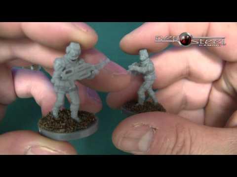 Alternative armies ~ Mantic Games ~ Warpath ~ Part 1