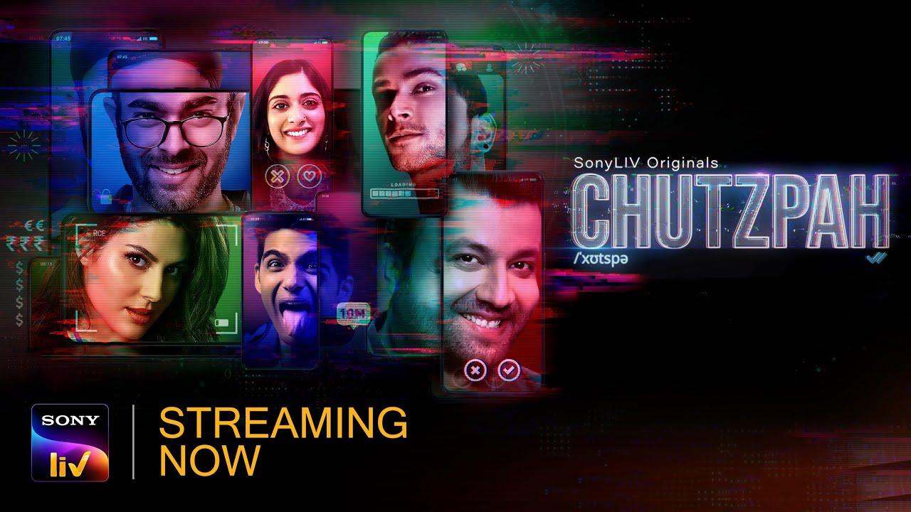 Chutzpah | Maddock Outsider | SonyLIV Originals | Streaming Now - SonyLIV