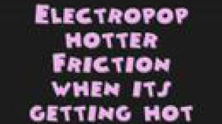 Electropop by jupiter rising w/ lyrics
