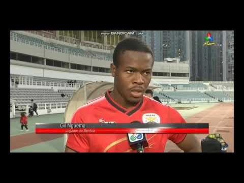 Gilchrist Nguema Interview