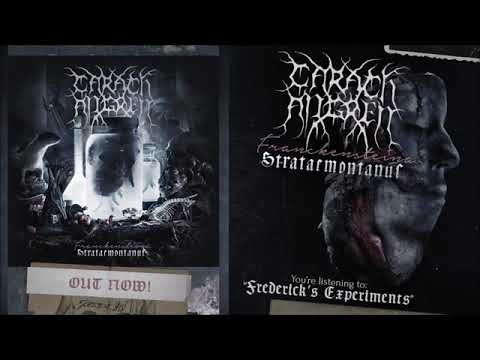Carach Angren - Frederick's Experiments (official audio) 2020