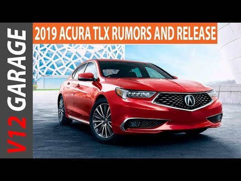Смотри! Acura TLX 2019 | фото, видео, технические характеристики