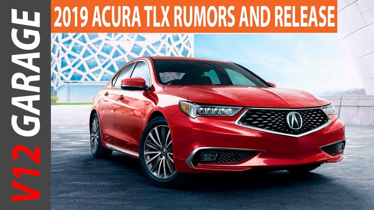 2019 Acura Tlx Type S Rumors And Specs