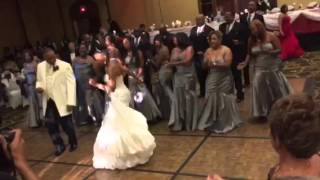 Wedding Line Dance