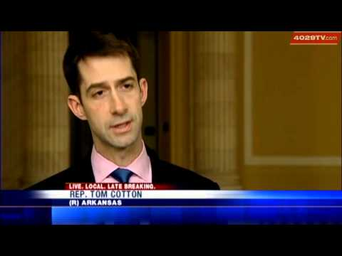 Arkansas Congressmen Womack, Cotton react to no budget deal Thursday