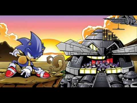 sonic the comic online 250 review youtube