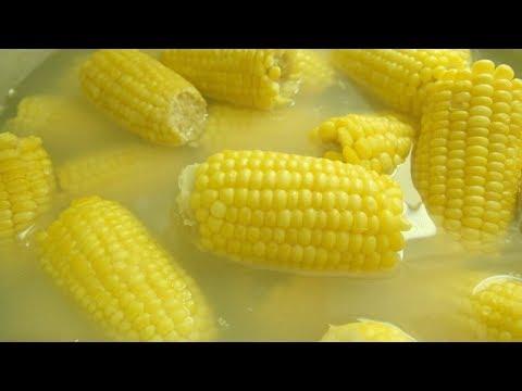 Похудеть за 4 ДНЯ? Кукуруза в Помощь!