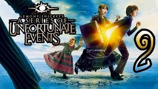 Lemony Snicket's A Series of Unfortunate Events Walkthrough Part 2 (PS2, GCN, XBOX)