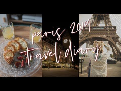 PARIS TRAVEL DIARY | FRENCH BAKING CLASS, AIR BNB TOUR + Eiffel Tower!