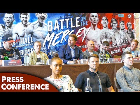 TRASH TALK! | Davies v Farrell, Dodd vs Stalker, Butler vs Hall -  Press Conference