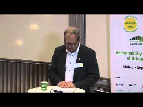 Summary and closing of the conference Sustainability Certification of Urban Areas