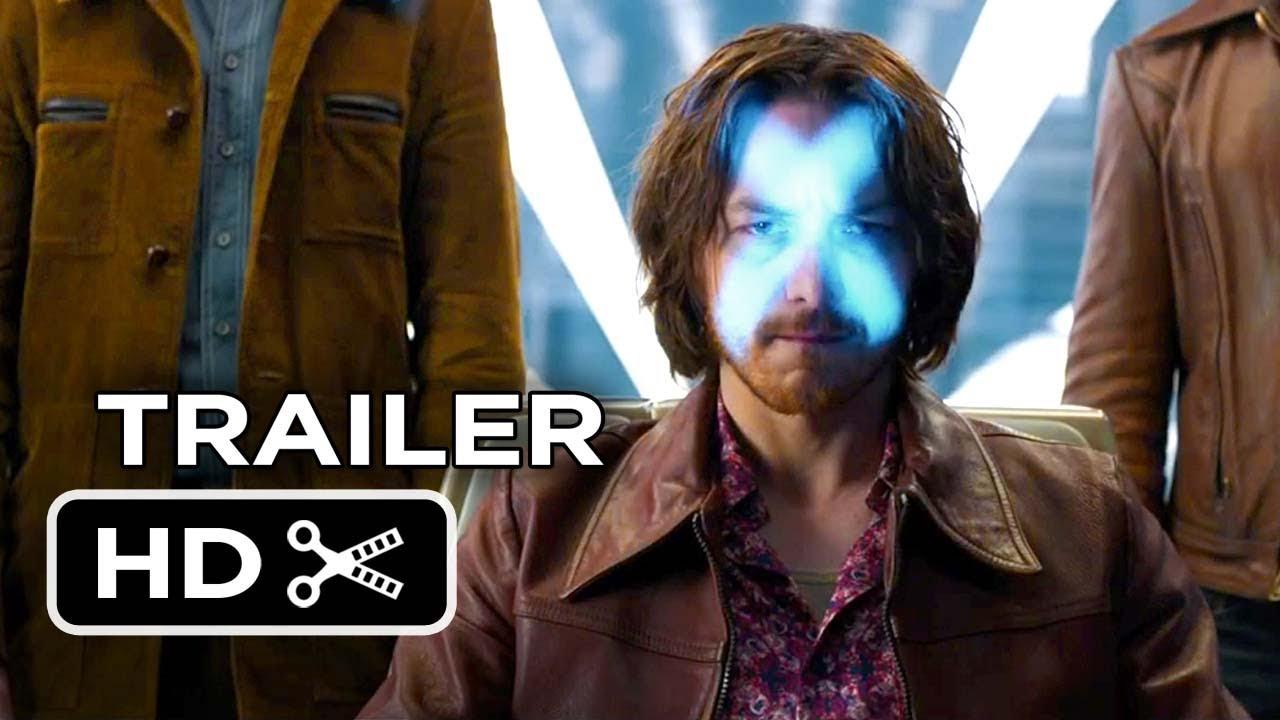 Download X-Men: Days of Future Past Official Trailer #1 (2014) - Hugh Jackman Movie HD