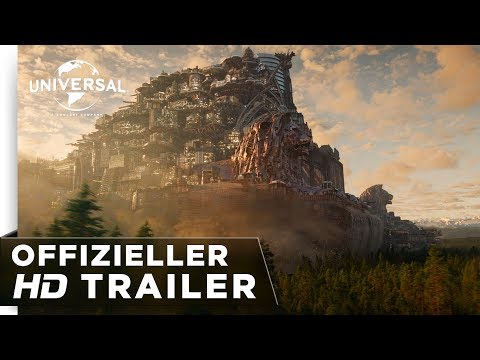 Mortal Engines: Krieg der Städte - Trailer #2 deutsch/german HD