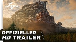 Mortal Engines: Krieg der Städte - Trailer #2 deutsch/german HD