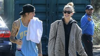 Justin Bieber And Hailey Baldwin Are Trying To Save Their Marriage!