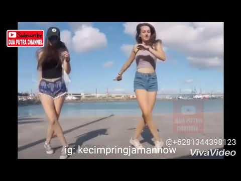Dj sayang via valen, dance cewek seksi asik banget
