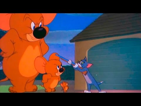 Thumbnail: Tom and Jerry - Episode 74 - Jerry and Jumbo (1951)