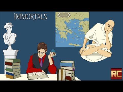 «Война Богов: Бессмертные». Обзор «Красного Циника»