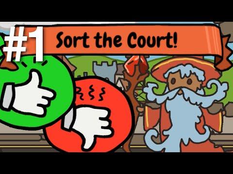 Sort The Court