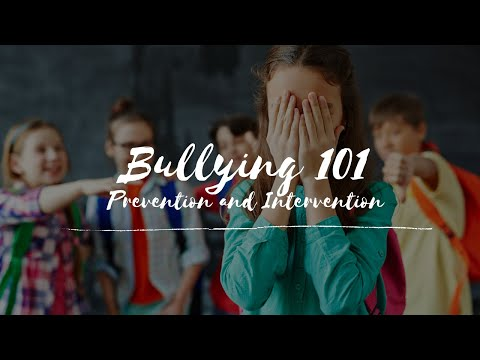 Bullying - A Mental Health Perspective