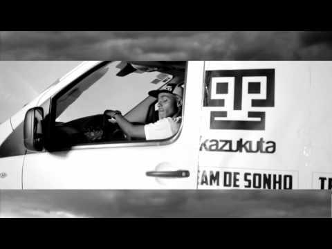 DJeff Afrozila feat. Yuri da Cunha & BZB - Ser Kazukuta
