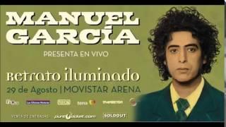 Manuel García [LANZAMIENTO] Retrato Iluminado / Movistar Arena 2014 (Radio UNO)