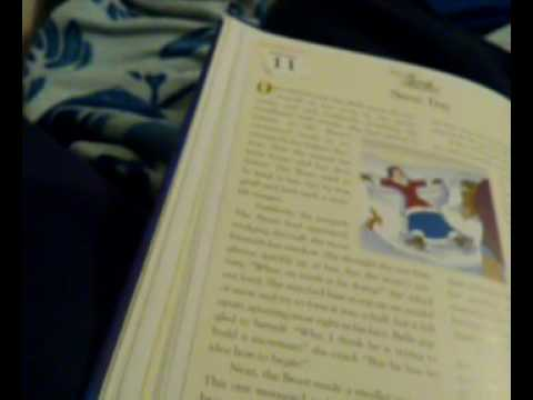 Disney 365 Bedtime Stories Story 43: A Lady's Touch