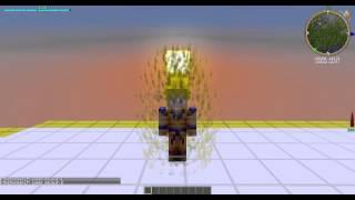 Dragonblock C super saiyajin 3