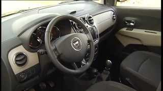 Dacia Lodgy 2012 Videos