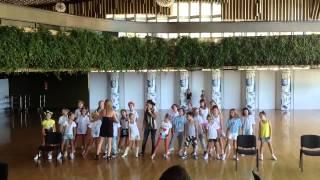 Ани Лорак - Я вернусь (Детская Новая Волна 2012, репетиция)