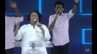 Chevelle Franklyn - at COZA Abuja (Nigeria 2017 - LIVE)