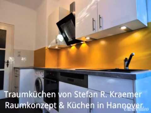 Küche Hannover von Stefan R. Krämer Raumkonzept & Küchen - YouTube