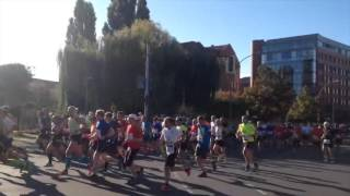 Berlin Marathon 2015, km 4