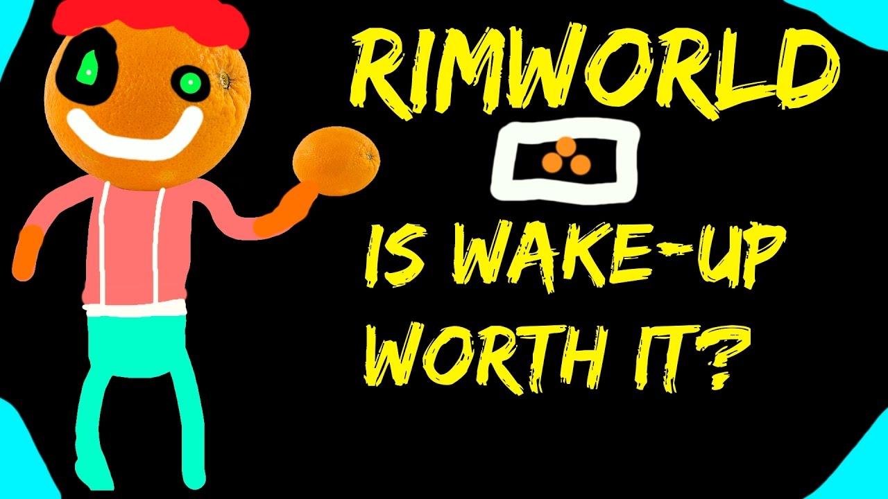Rimworld Guide: Is Wake-up worth it? Rimworld Drug Guide