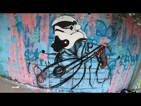 Star Wars Graffiti - MR.Besk