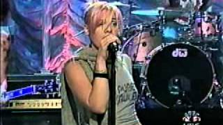 P!nk (pink) Get The Party Started Live at Jay Leno 2001