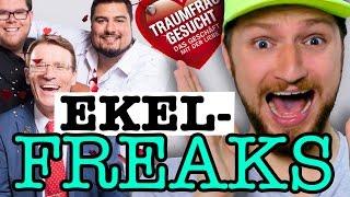 Traumfrau gesucht 2016: EKEL-Kandidaten Walther, Elvis, Dennis & Andreas (RTL2)
