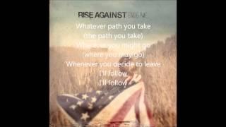 Скачать Rise Against EndGame Midnight Hands Lyrics