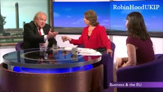 Lord Digby Jones totally eviscerates Remain Labour MP