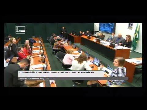 SEGURIDADE SOCIAL E FAMÍLIA - Reunião Deliberativa - 11/07/2018 - 10:17