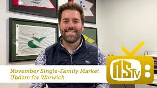 NSTV | November Real Estate Market Update | Nick Slocum Team | Slocum Realty