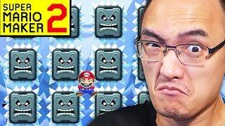 JE NE VEUX PLUS VOIR DE KA-BANG DANS MA VIE... | Super Mario Maker 2