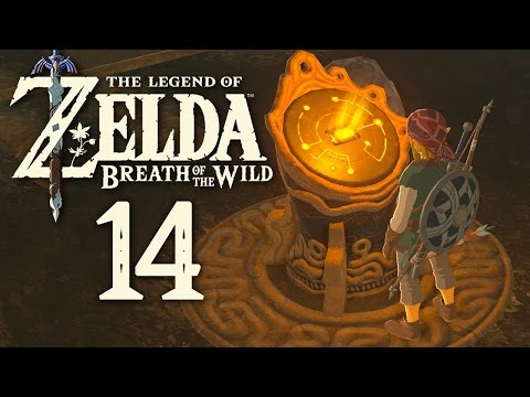 THE LEGEND OF ZELDA: BREATH OF THE WILD # 14 ★ Von Tempeln und Türmen [HD60]