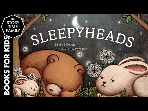 Sleepyheads | Children's Bedtime Books Read Aloud