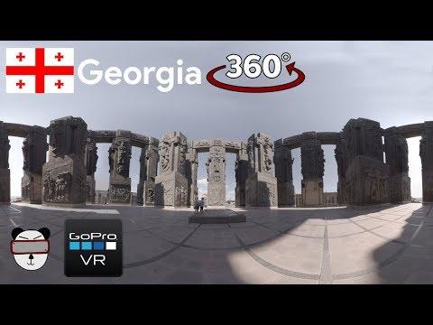 360° The Chronicles Of Georgia (საქართველოს ისტორია) | Tbilisi, Georgia